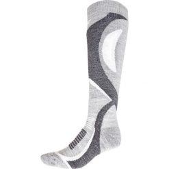 Skarpety narciarskie męskie SOMN252z - biały. Czarne skarpety męskie marki Giacomo Conti, z bawełny. Za 39.99 zł.
