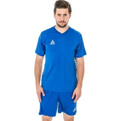 Select Koszulka piłkarska Mexico niebieska r. S. Koszulki sportowe męskie marki bonprix. Za 54.41 zł.