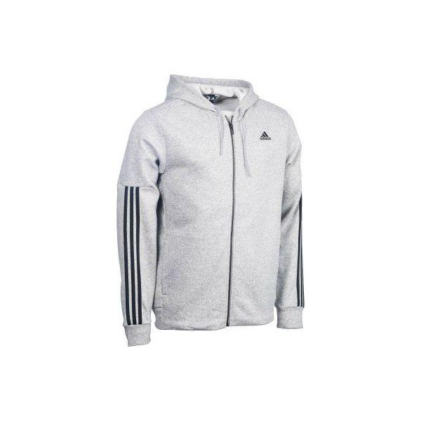a3f1b5a73 Bluza Adidas z kapturem - Szare bluzy męskie marki Adidas. Za 169.99 ...