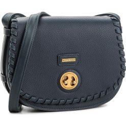 Torebka WITTCHEN - 86-4Y-206-7 Granatowy. Niebieskie torebki do ręki damskie Wittchen, ze skóry ekologicznej. W wyprzedaży za 139.00 zł.