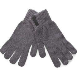 Rękawiczki Męskie CALVIN KLEIN - Octave Knitted Gloves K50K502006 L/XL 020. Szare rękawiczki męskie Calvin Klein, z bawełny. W wyprzedaży za 149.00 zł.