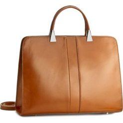 Torebka CREOLE - RBI120 Koniak. Brązowe torebki do ręki damskie Creole, ze skóry. W wyprzedaży za 309.00 zł.