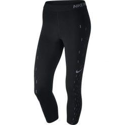 Nike Spodnie damskie W NP CPRI LNR RN GRX czarne r. M (855277 010). Spodnie dresowe damskie marki Nike. Za 159.00 zł.