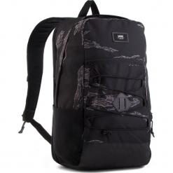 Plecak VANS - Snag Plus Backpac VA3HM3XGS  Tiger Camo. Czarne plecaki damskie Vans, z materiału, sportowe. W wyprzedaży za 169.00 zł.