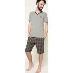 Tokyo Laundry - Piżama. Szare piżamy męskie Tokyo Laundry, z bawełny. W wyprzedaży za 69.90 zł.