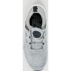 New Balance - Buty Wcruzhg. Szare obuwie sportowe damskie New Balance, z gumy. W wyprzedaży za 299.90 zł.