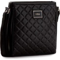 Torebka NOBO - NBAG-C1742-C020 Czarny. Czarne torebki do ręki damskie Nobo, ze skóry ekologicznej. W wyprzedaży za 139.00 zł.
