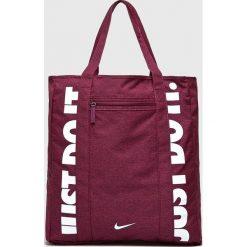 Nike - Torebka. Czerwone torby na ramię damskie Nike. Za 139.90 zł.