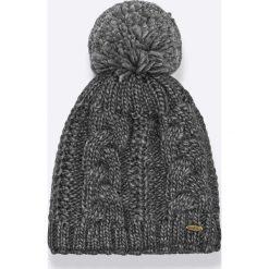 Starling - Czapka. Czarne czapki i kapelusze damskie Starling, z dzianiny. W wyprzedaży za 99.90 zł.
