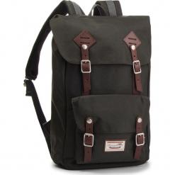 Plecak DOUGHNUT - 8077C-0004-F Cordura Chiarcoal. Zielone plecaki damskie Doughnut, z materiału. Za 389.00 zł.