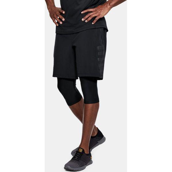 de686d8be Spodnie sportowe męskie marki Under Armour - Kolekcja lato 2019 -  Chillizet.pl
