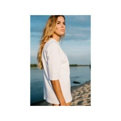 Bluza BASIC #2. Białe bluzy damskie Little more. Za 180.00 zł.