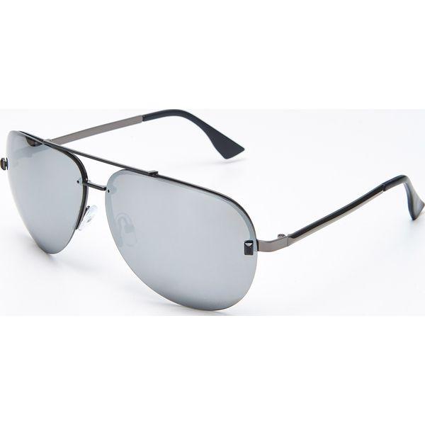 9c8ffeab02781f Okulary przeciwsłoneczne - Biały - Okulary przeciwsłoneczne damskie ...