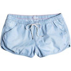Roxy Spodenki Summer Feel J Light Blue S. Niebieskie szorty sportowe damskie Roxy, sportowe. W wyprzedaży za 149.00 zł.