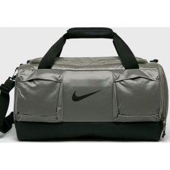 Nike - Torba/walizka BA5543. Szare torby sportowe męskie Nike, z materiału. Za 159.90 zł.