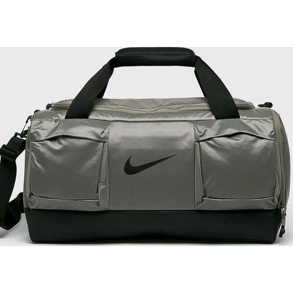 43e7735b8c353 Nike - Torba walizka BA5543 - Szare torby sportowe męskie marki Nike ...