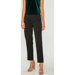 Guess Jeans - Spodnie. Szare spodnie materiałowe damskie Guess Jeans. Za 459.90 zł.