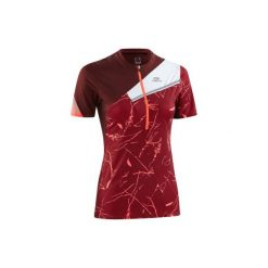 Koszulka do biegania krótki rękaw Perf Trail damska. T-shirty damskie marki DOMYOS. Za 79.99 zł.