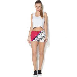 Colour Pleasure Spodnie damskie CP-020 25 czerwono-białe r. M/L. Spodnie dresowe damskie Colour Pleasure. Za 72.34 zł.