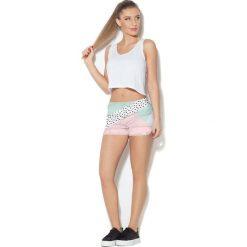 Colour Pleasure Spodnie damskie CP-020 27 miętowo-różowe r. XS/S. Spodnie dresowe damskie Colour Pleasure. Za 72.34 zł.