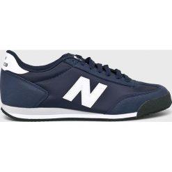 New Balance - Buty ML370NBW. Szare buty sportowe męskie New Balance, z materiału. Za 289.90 zł.