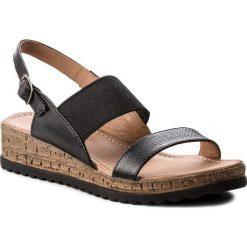 Wyprzedaż sandały damskie Lasocki, bez obcasa, na obcasie