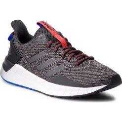 Buty adidas - Questar Ride B44809 Carbon/Carbon/Cblack. Szare buty sportowe męskie Adidas, z materiału. W wyprzedaży za 219.00 zł.