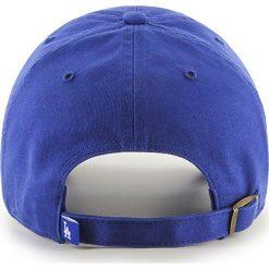 47brand - Czapka Los Angeles Dodgers. Niebieskie czapki i kapelusze męskie 47brand. Za 89.90 zł.