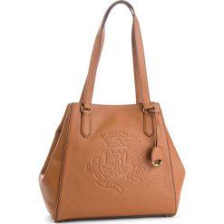 Torebka LAUREN RALPH LAUREN - Tote 431707716003 Brown. Brązowe torebki do ręki damskie Lauren Ralph Lauren, ze skóry. Za 1,519.90 zł.