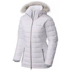 Columbia Kurtka Zimowa Damska Ponderay Jacket White S. Białe kurtki sportowe damskie Columbia, na zimę. Za 799.00 zł.