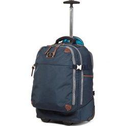 42679ccbfc8dc Mała Materiałowa Walizka TOMMY HILFIGER - Burlington Backpack Trolley  2ATWU906F5 Midnight Blue. Walizki męskie marki