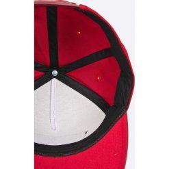 Vans - Czapka. Czerwone czapki i kapelusze męskie Vans. Za 119.90 zł.