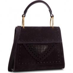 Torebka COCCINELLE - D10 B14 Lace Suede E1 D10 55 77 01 Noir 001. Czarne torebki do ręki damskie Coccinelle, ze skóry. Za 1,299.90 zł.