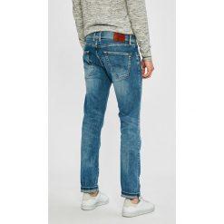 Pepe Jeans - Jeansy Cane. Niebieskie jeansy męskie Pepe Jeans. W wyprzedaży za 239.90 zł.