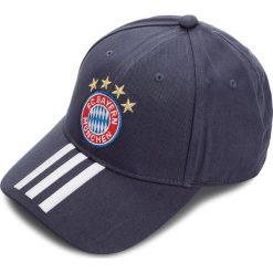 Czapka z daszkiem adidas - Fcb 3S Cap DI0247 Utiblu/White/Bleuti/Blanc. Niebieskie czapki i kapelusze męskie Adidas. Za 79.95 zł.