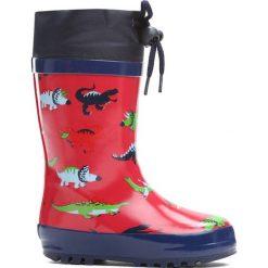 Czerwone Kalosze Rainy Weather. Czerwone kalosze chłopięce Born2be. Za 49.99 zł.
