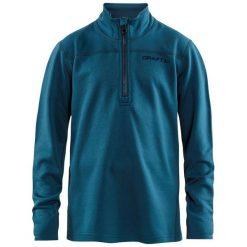 Craft Bluza Chłopięca Pin 134/140 Niebieska. Niebieskie bluzy dla chłopców Craft. Za 131.00 zł.