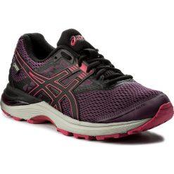 Buty ASICS - Gel-Pulse 9 G-Tx GORE-TEX T7D9N Prune/Black/Cosmo Pink 3390. Fioletowe obuwie sportowe damskie Asics, z gore-texu. W wyprzedaży za 319.00 zł.
