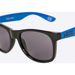 Vans - Okulary V00LC0PH1. Brązowe okulary przeciwsłoneczne męskie Vans, z materiału. Za 69.90 zł.