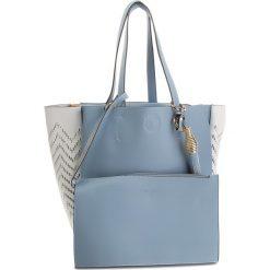 Torebka PUCCINI - BF18552 Niebieski 7. Niebieskie torebki do ręki damskie Puccini, ze skóry ekologicznej. W wyprzedaży za 139.00 zł.