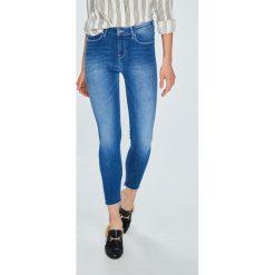 Tommy Hilfiger - Jeansy Como. Niebieskie jeansy damskie Tommy Hilfiger. W wyprzedaży za 319.90 zł.