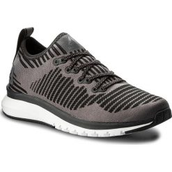 Buty Reebok - Print Smooth 2.0 Ultk CN1742  Coal/Gry/Alloy/Wht/Blk. Szare obuwie sportowe damskie Reebok, z materiału. W wyprzedaży za 259.00 zł.