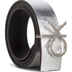 Pasek Damski CALVIN KLEIN - 3 Cm Ck Rev. Belt Giftpack K60K604907 908. Czarne paski damskie Calvin Klein, w paski, ze skóry. Za 299.00 zł.