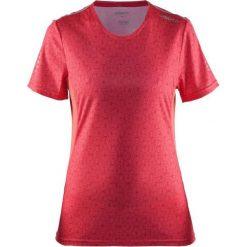 Craft Koszulka damska Mind SS Tee  Czerwona r. M (1903942-1070). T-shirty damskie Craft. Za 119.00 zł.