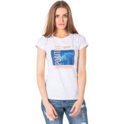 Outhorn Koszulka damska HOL18-TSD619 biała r. S. T-shirty damskie Outhorn. Za 24.99 zł.