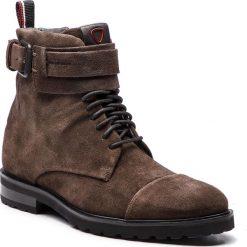 Kozaki STRELLSON - New Brown 4010002483 Dark Brown 702. Kozaki męskie marki bonprix. W wyprzedaży za 469.00 zł.