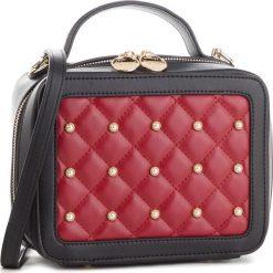 Torebka MONNARI - BAG2620-005 Black With Red. Czarne torby na ramię damskie Monnari. W wyprzedaży za 169.00 zł.