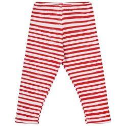 Garnamama Legginsy Dziewczęce Christmas 86 Biały/Czerwony. Legginsy dla dziewczynek marki OROKS. Za 29.00 zł.