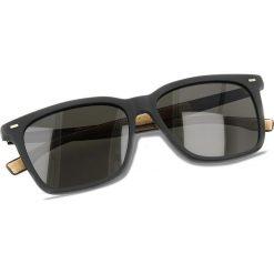 Okulary przeciwsłoneczne BOSS - 0883/S Matt Black 0R5. Czarne okulary przeciwsłoneczne damskie Boss, z tworzywa sztucznego. W wyprzedaży za 669.00 zł.