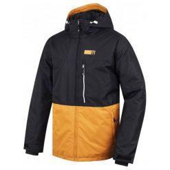Hannah Kurtka Shifty Anthracite/Buckthorn Brown Xxl. Brązowe kurtki snowboardowe męskie Hannah. W wyprzedaży za 265.00 zł.